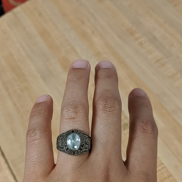 Vintage Jewelry | Sterling 925 Class Ring | Poshmark